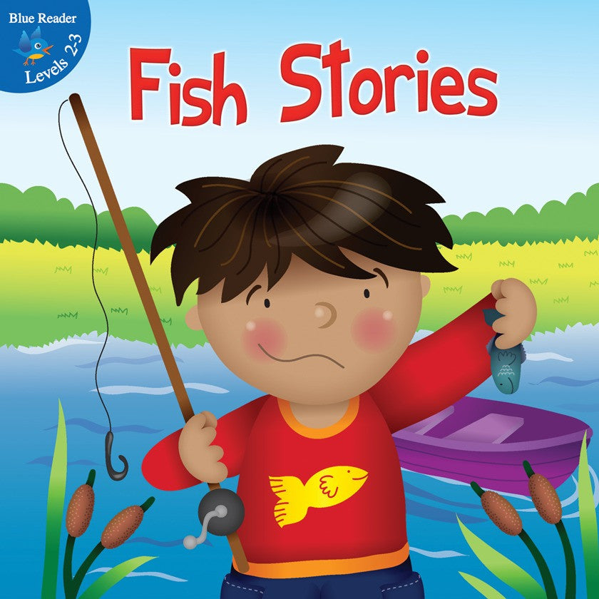 2012 - Fish Stories (eBook)