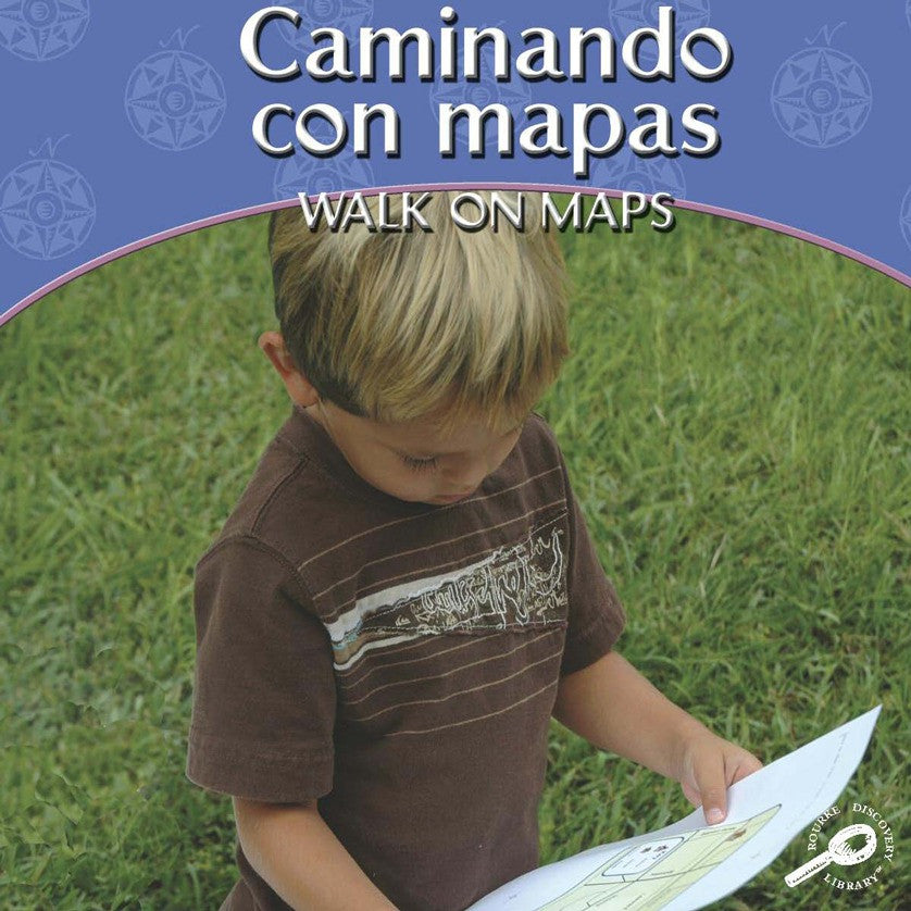 2007 - Caminando con mapas (Walk On Maps) (eBook)