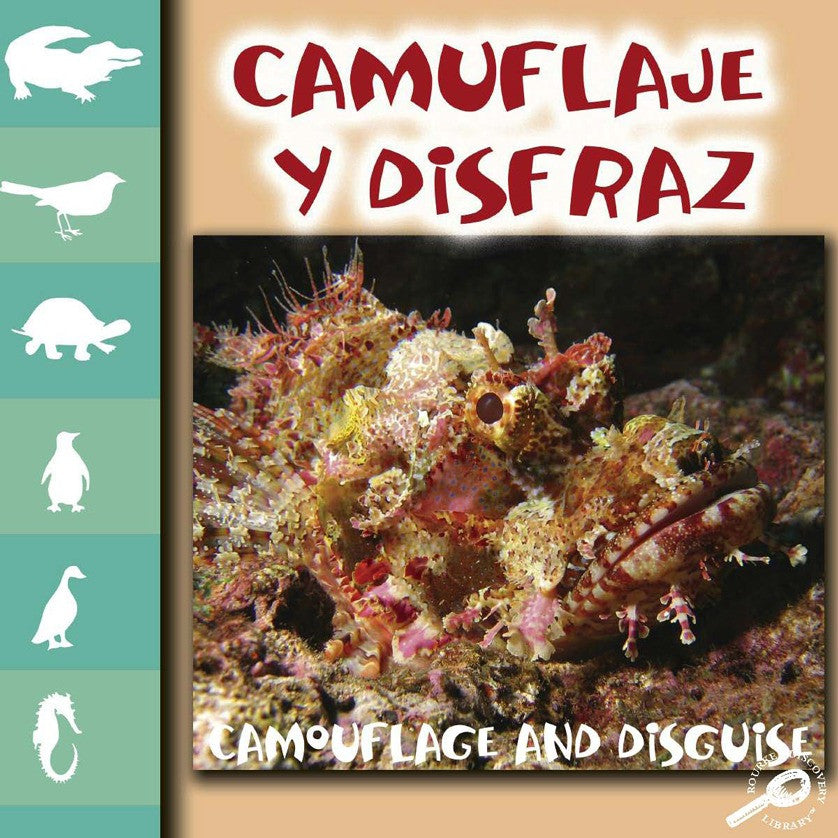 2007 - Camuflaje y disfraces (Camouflage and Disguise) (eBook)