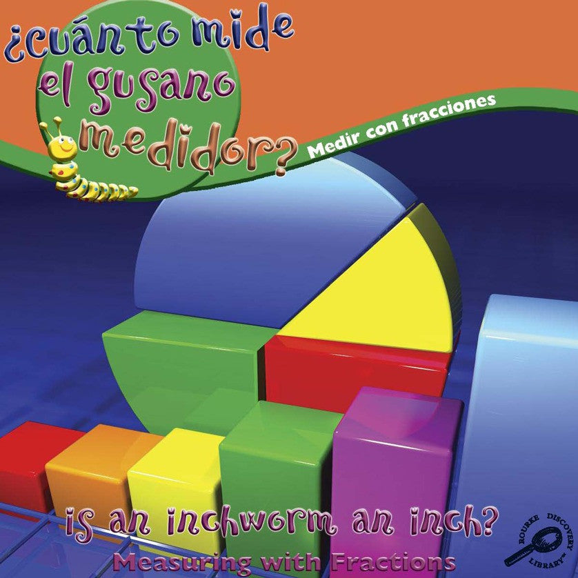 2008 - ¿Cuánto mide el gusano medidor?  (Is An Inchworm An Inch?)  (eBook)