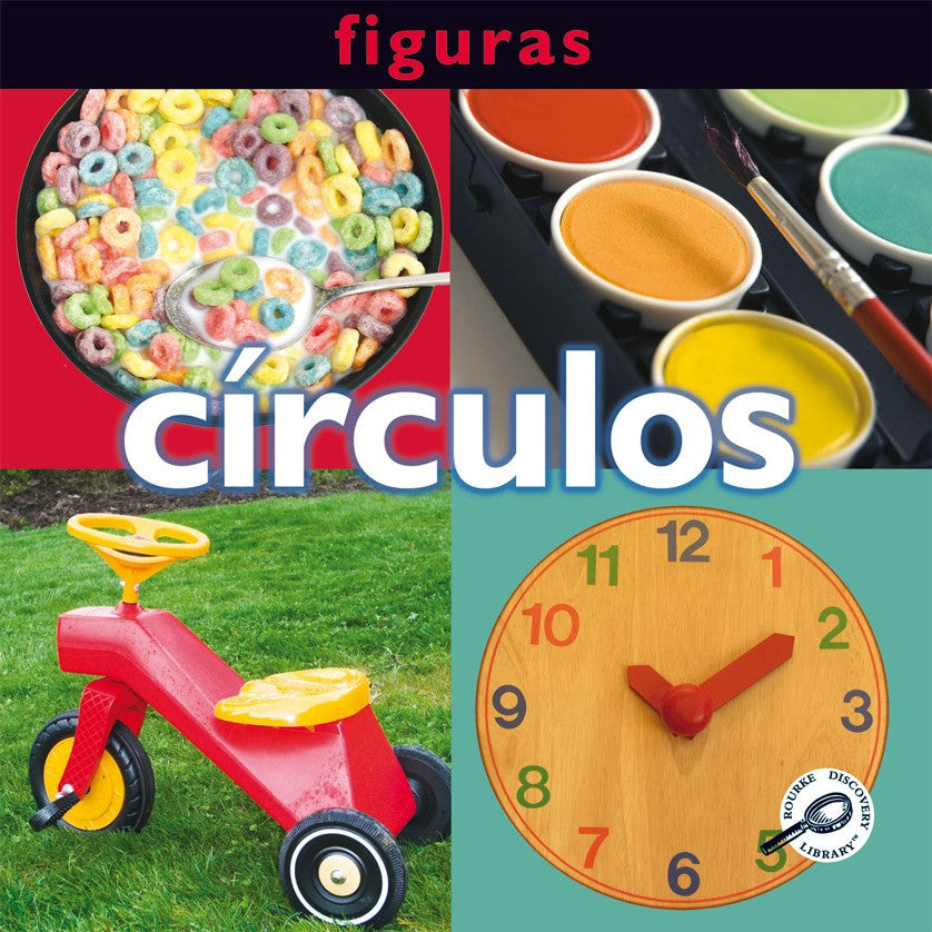 2008 - Figuras: Circulos (Shapes: Circles) (eBook)