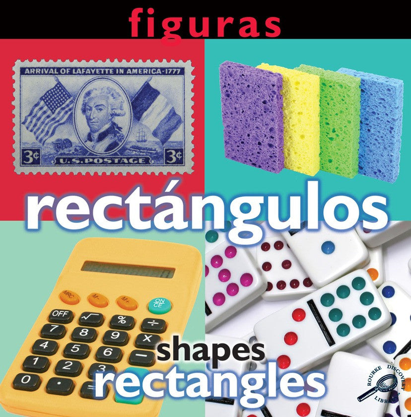 2008 - Figuras: Rectangulos (Shapes: Rectangles) (eBook)