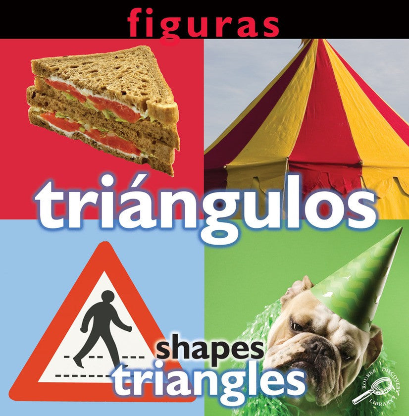 2010 - Figuras: Triangulos  (Shapes: Triangles) (Paperback)