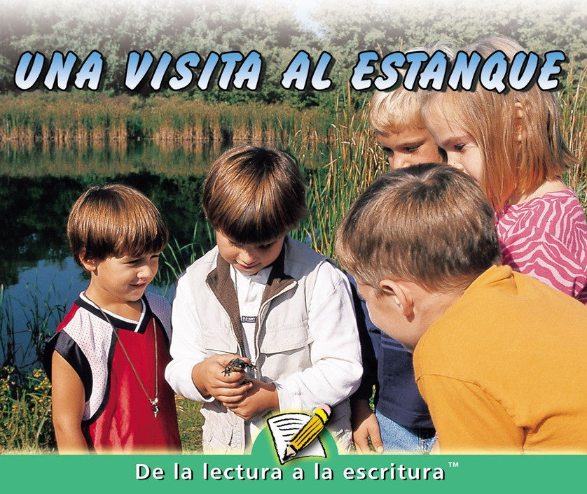 2007 - Una visita al estanque (At The Pond)  (Paperback)