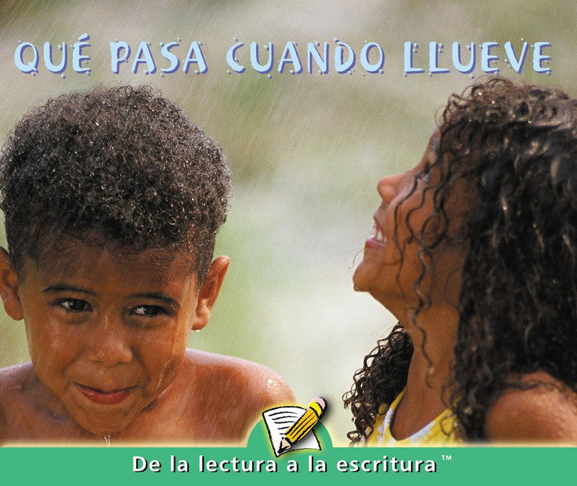 2007 - Que pasa cuando llueve (When It Rains)  (Paperback)
