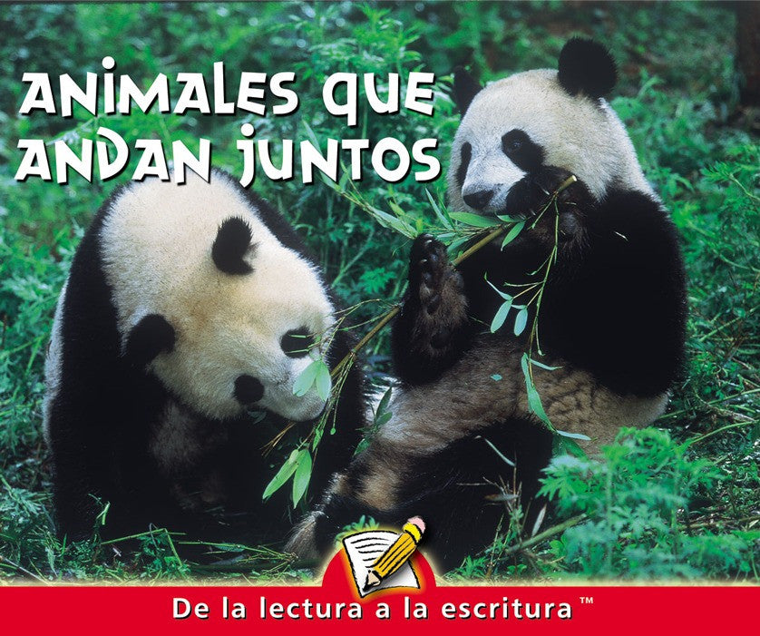 2007 - Animales que andan juntos (Animals Together)  (eBook)