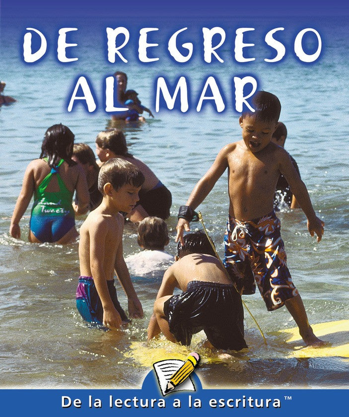 2007 - De regreso al mar (Back To The Sea)  (eBook)