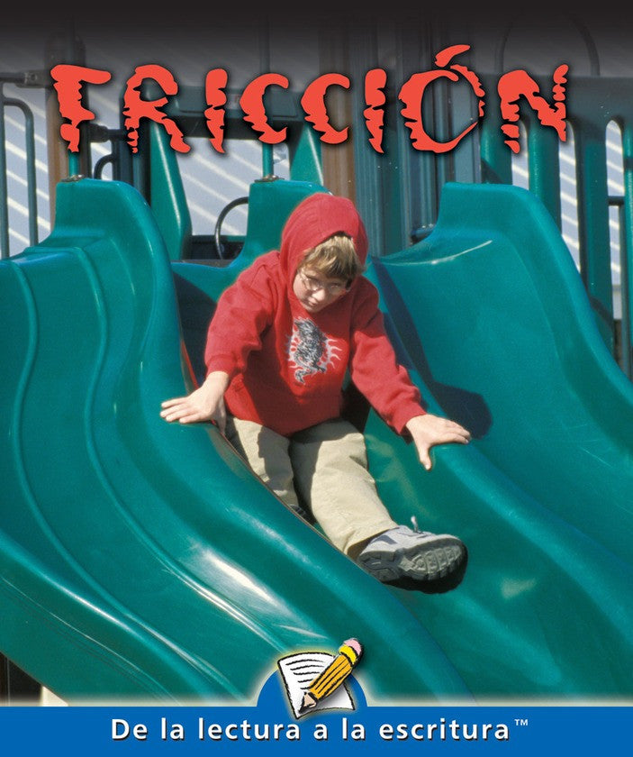 2007 - Friccion (Friction)  (Paperback)