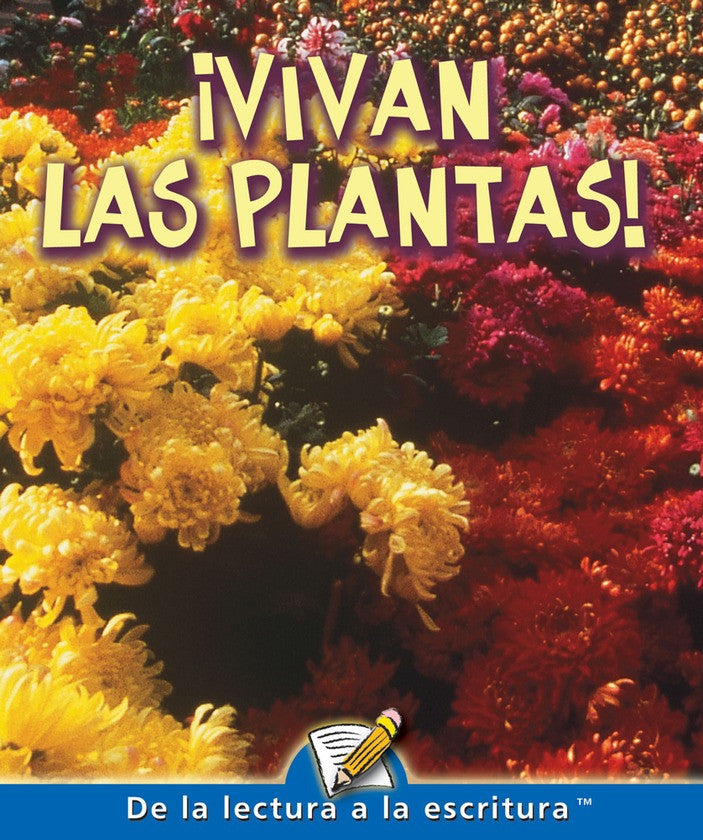 2007 - Vivan las plantas! (Hurray For Plants)  (Paperback)