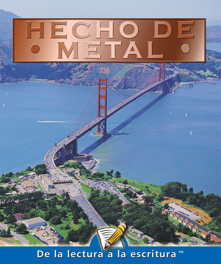 2007 - Hecho de metal (Made of Metal)  (eBook)