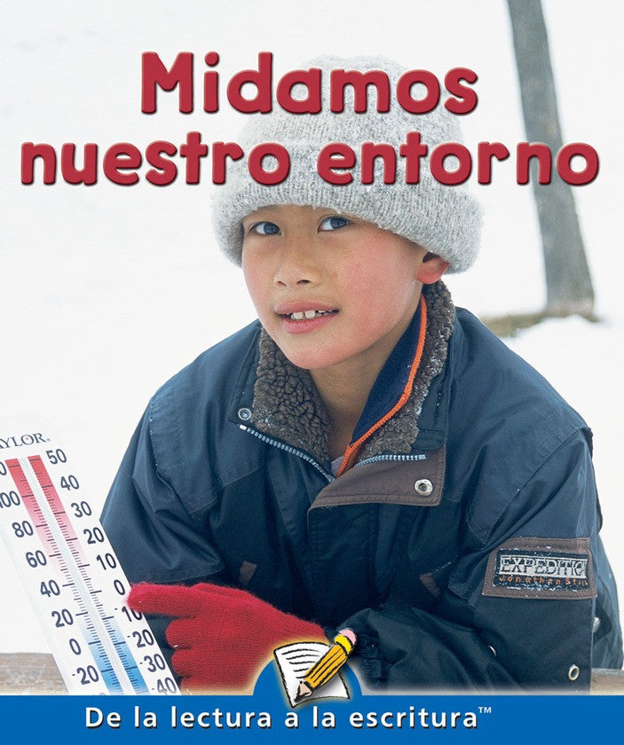 2007 - Midamos nuestro entorno (Measuring Our World)  (Paperback)