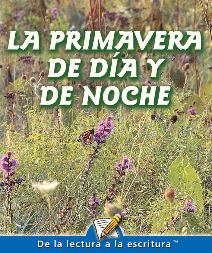 2007 - La primavera de dia y de noche (One Spring Day and Night)  (Paperback)
