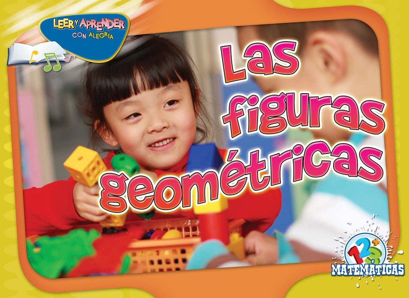 2011 - Las figuras geométricas (The Shape Song)  (eBook)