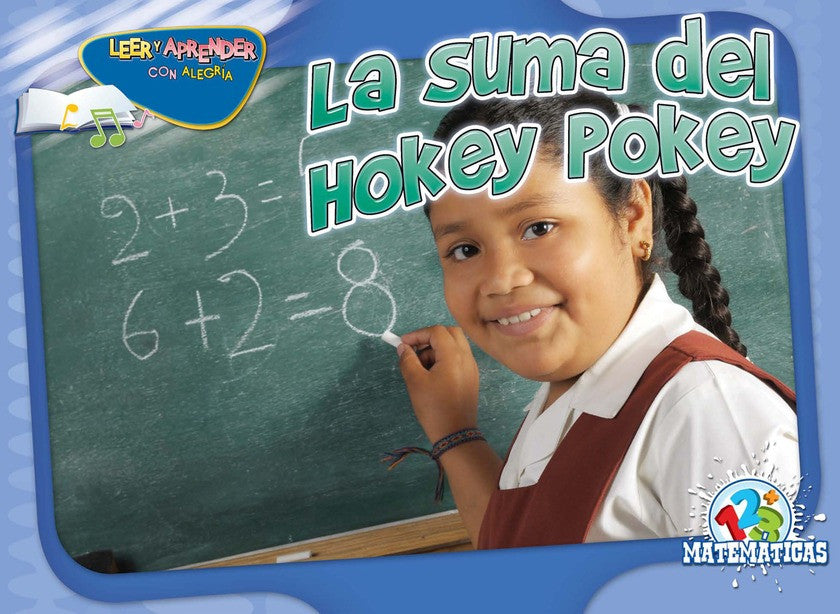 2011 - La suma del hokey pokey (Addition Pokey)  (eBook)
