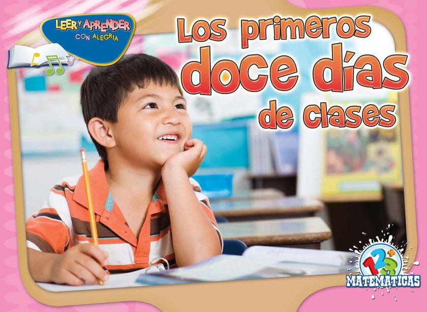 2011 - Los primeros doce días de clases (The First 12 Days of School)  (eBook)