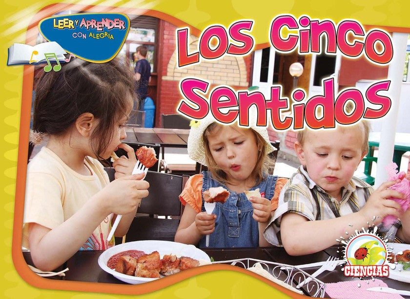 2011 - Los cinco sentidos (Five Senses)  (eBook)