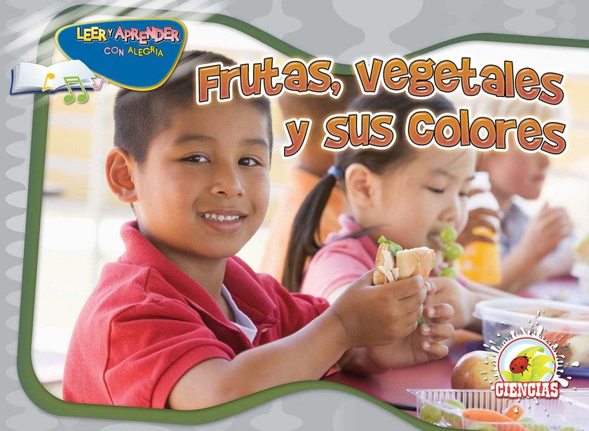 2011 - Frutas, vegetales y sus colores (Eat Green)  (eBook)