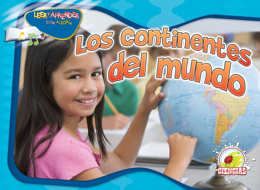 2011 - Los continentes del mundo (Continents Together)  (eBook)