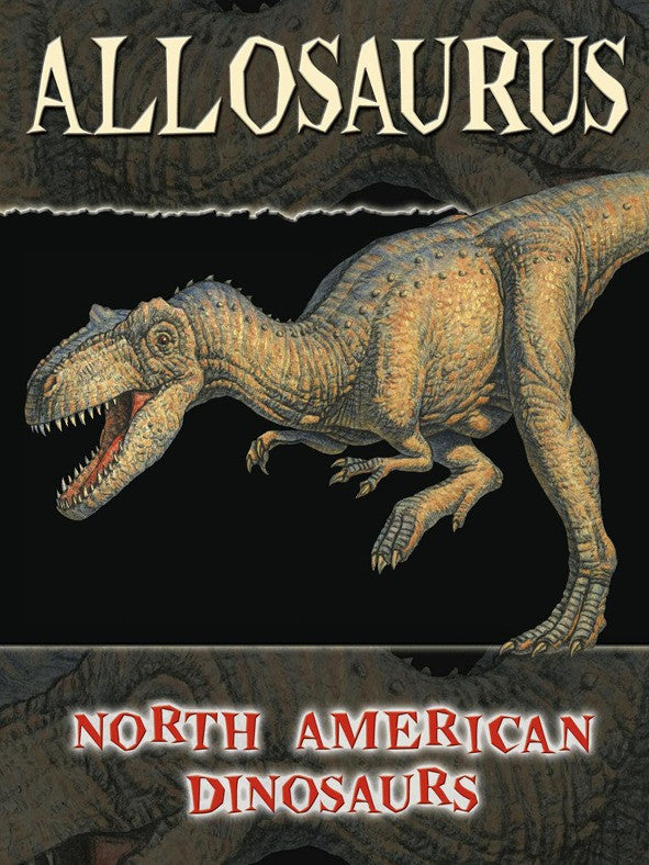 2007 - Allosaurus (eBook)