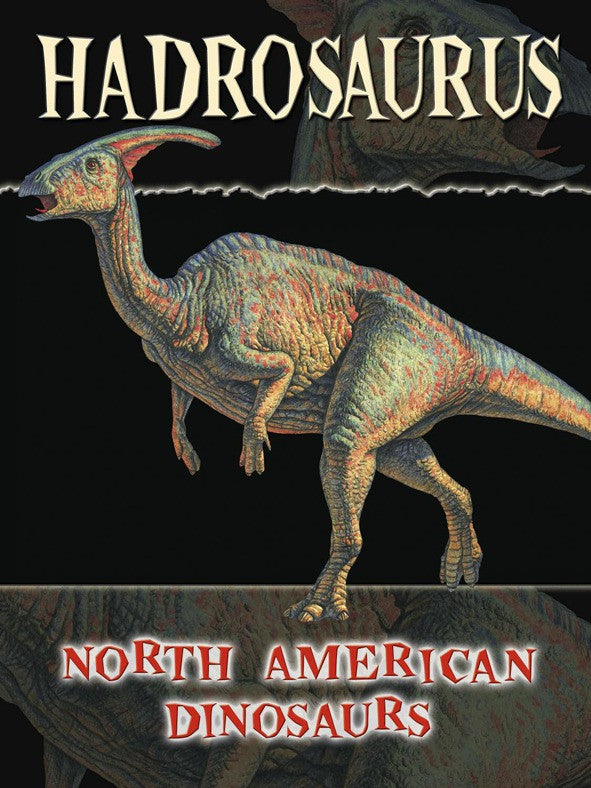 2007 - Hadrosaurus (eBook)