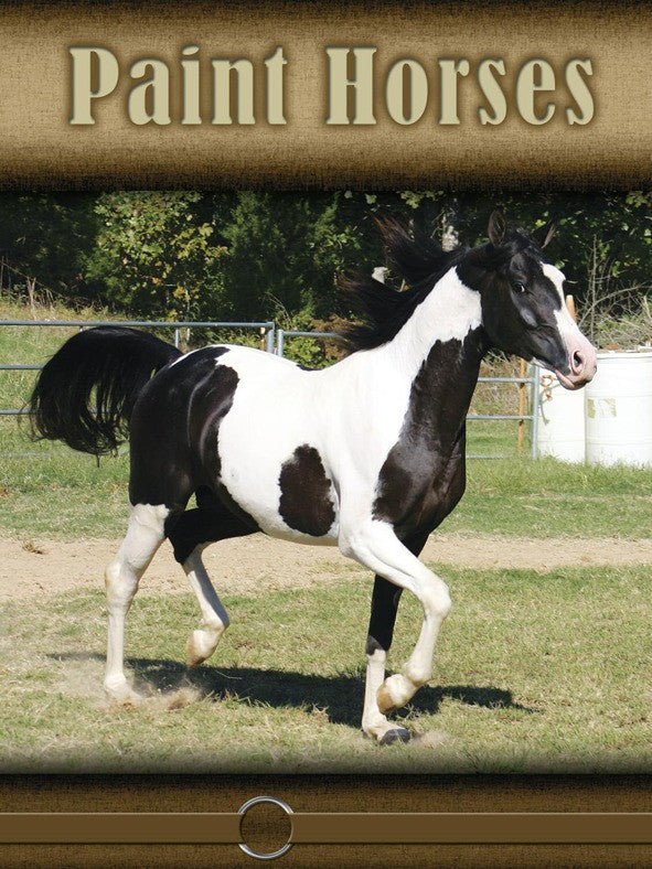 2008 - Paint Horses (eBook)