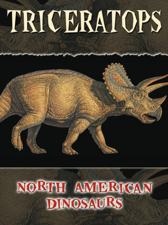 2008 - Triceratops (Interactive eBook)