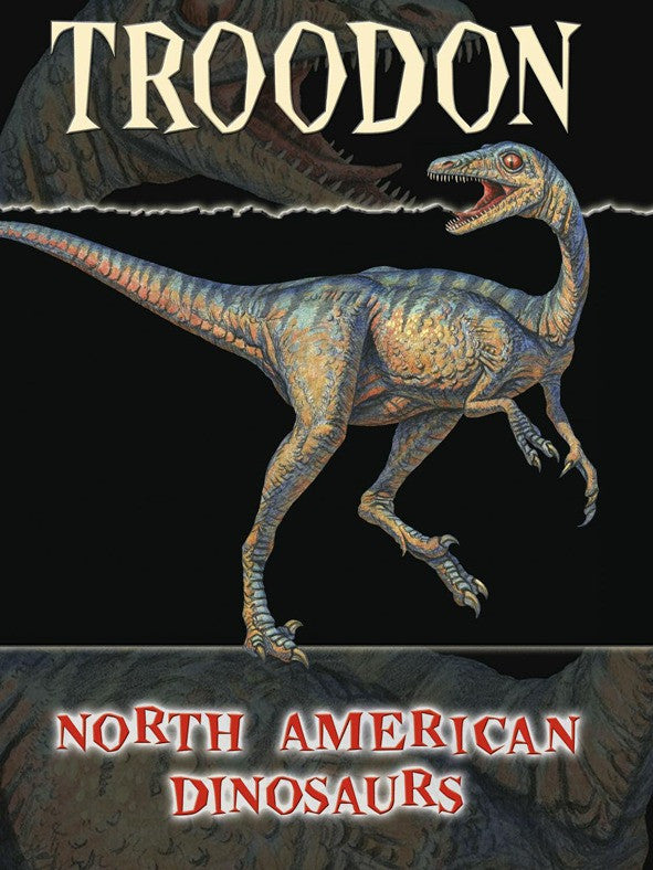 2007 - Troodon (eBook)