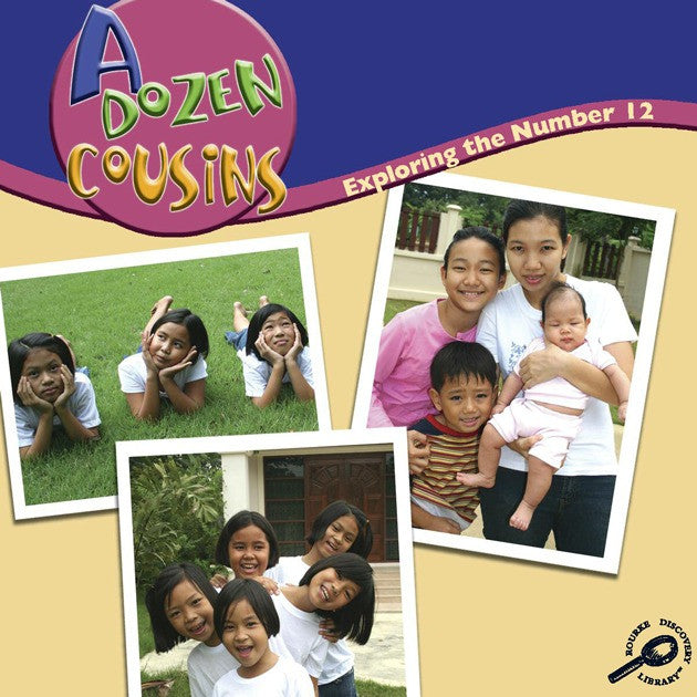 2008 - A Dozen Cousins (eBook)