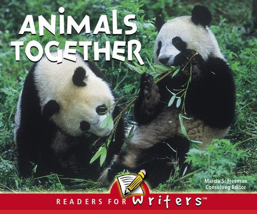 2004 - Animals Together (Paperback)