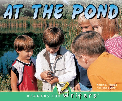 2004 - At The Pond (eBook)