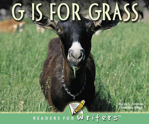 2004 - G Is For Grass (Paperback)