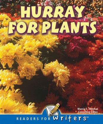 2004 - Hurray For Plants (Paperback)