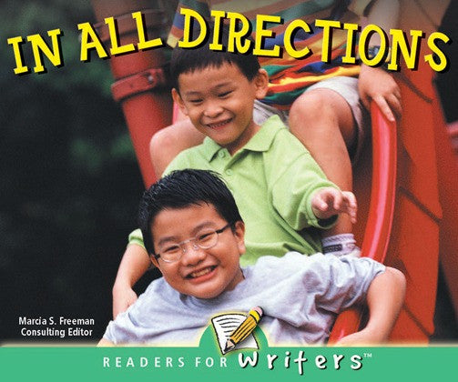 2004 - In All Directions (Paperback)