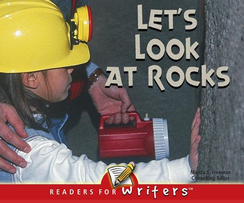 2004 - Let's Look At Rocks (Paperback)