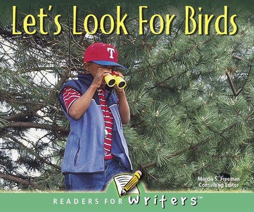 2004 - Let's Look For Birds (Paperback)