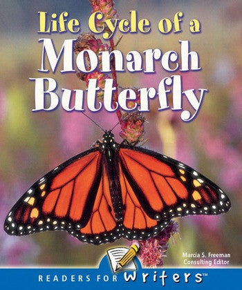 2004 - Life Cycle of A Monarch Butterfly (eBook)