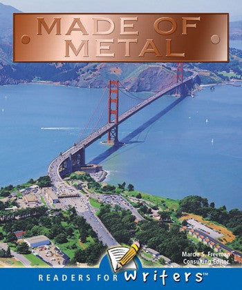 2004 - Made of Metal (eBook)
