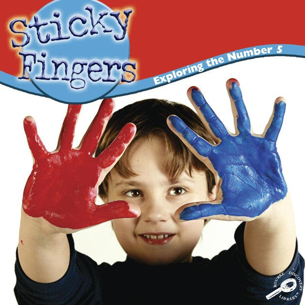 2008 - Sticky Fingers (eBook)