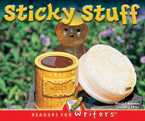2004 - Sticky Stuff (eBook)