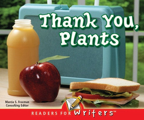 2004 - Thank You, Plants! (Paperback)