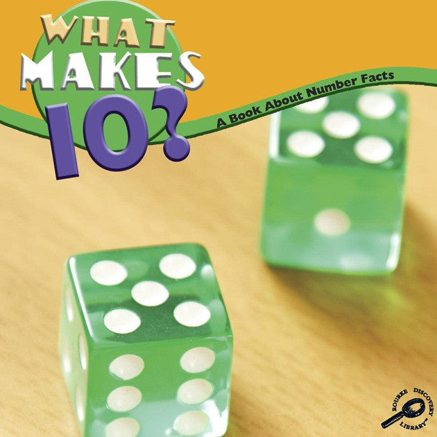 2008 - What Makes Ten? (eBook)