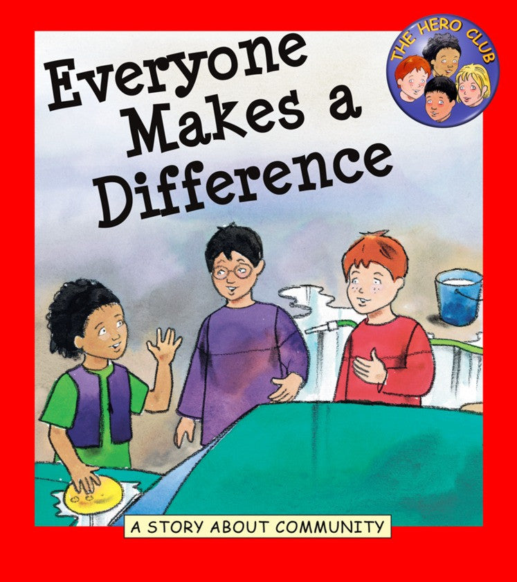 2004 - Everyone Makes A Difference (eBook)