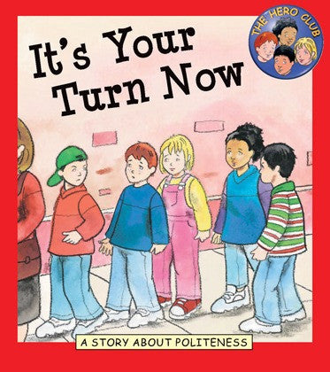 2004 - It's Your Turn Now (eBook)