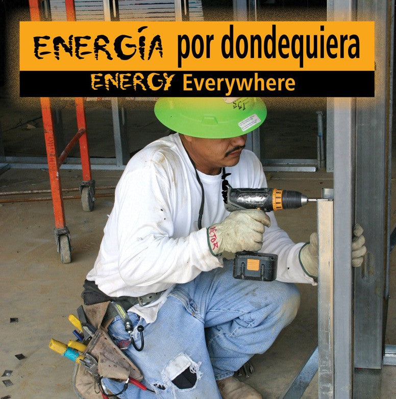 2007 - Energía por dondequiera (Energy Everywhere) (eBook)