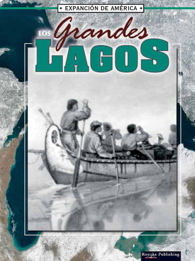 2006 - Los grandes lagos (The Great Lakes) (eBook)