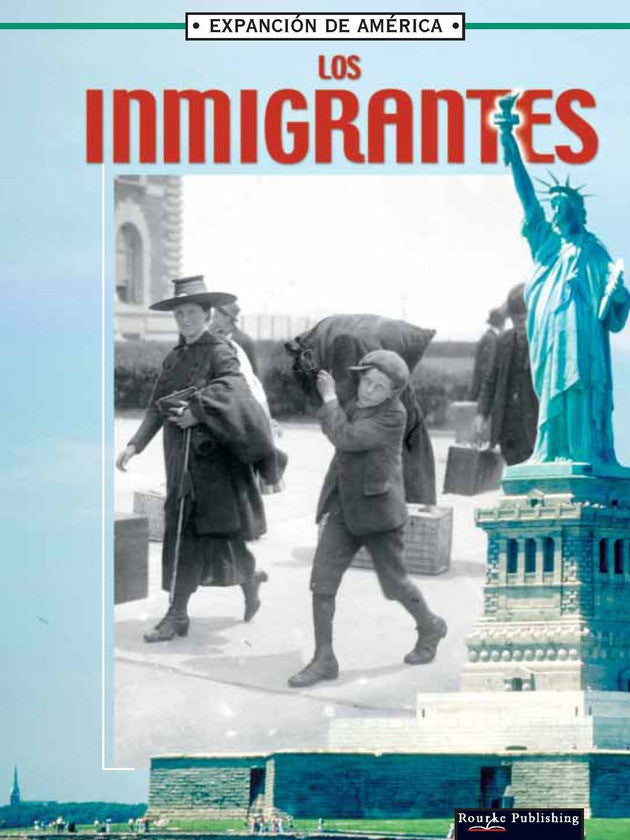 2006 - Los inmigrantes (The Immigrants) (eBook)