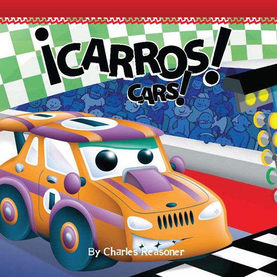 2011 - ¡Carros! (Cars!) (eBook)