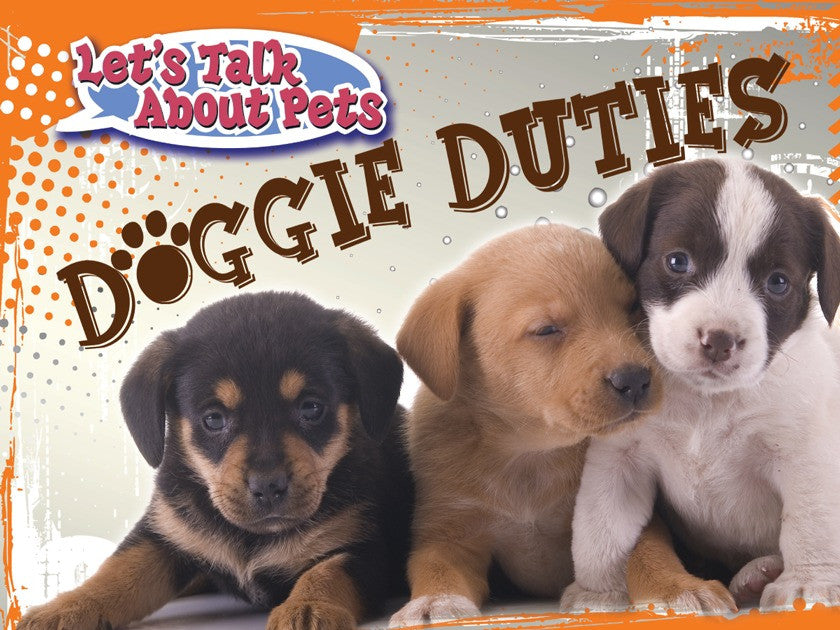 2011 - Doggie Duties (eBook)