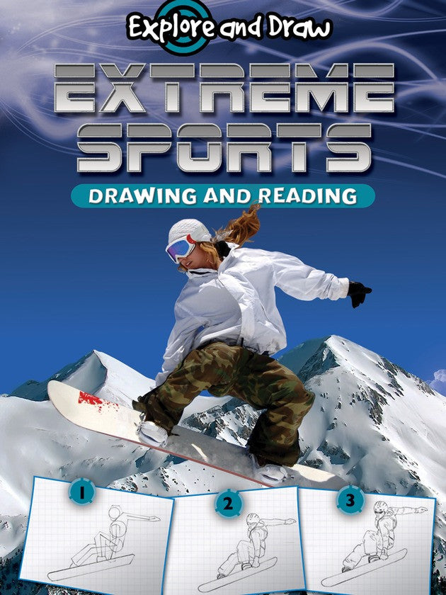 2011 - Extreme Sports, Drawing and Reading (eBook)