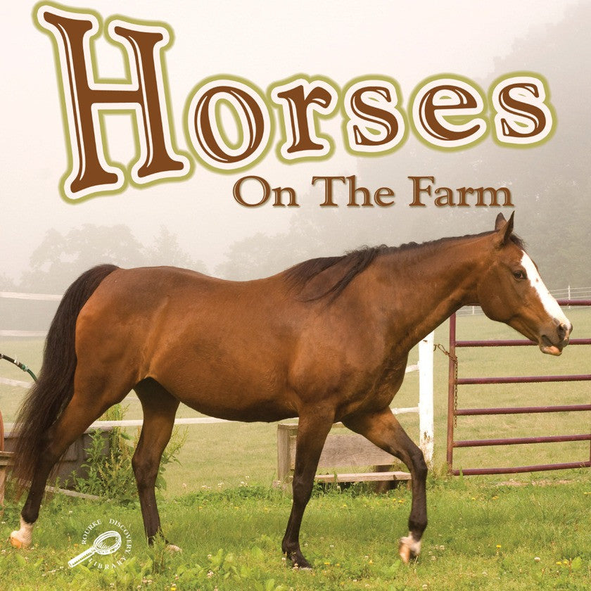 2011 - Horses On The Farm (eBook)